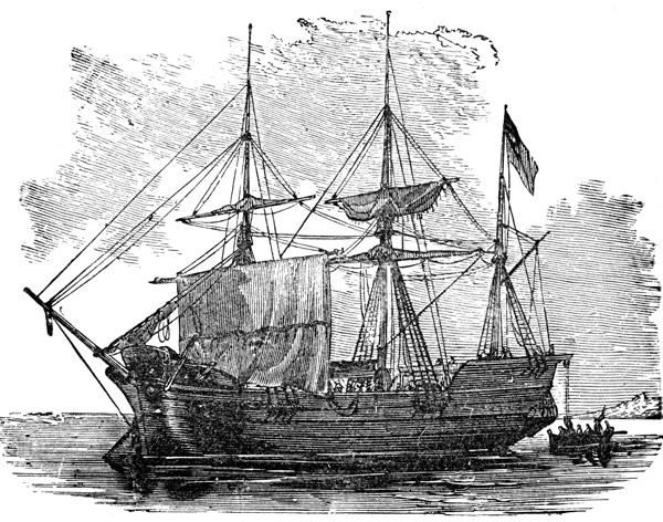 Chasing The Mayflower Shifting The Balance