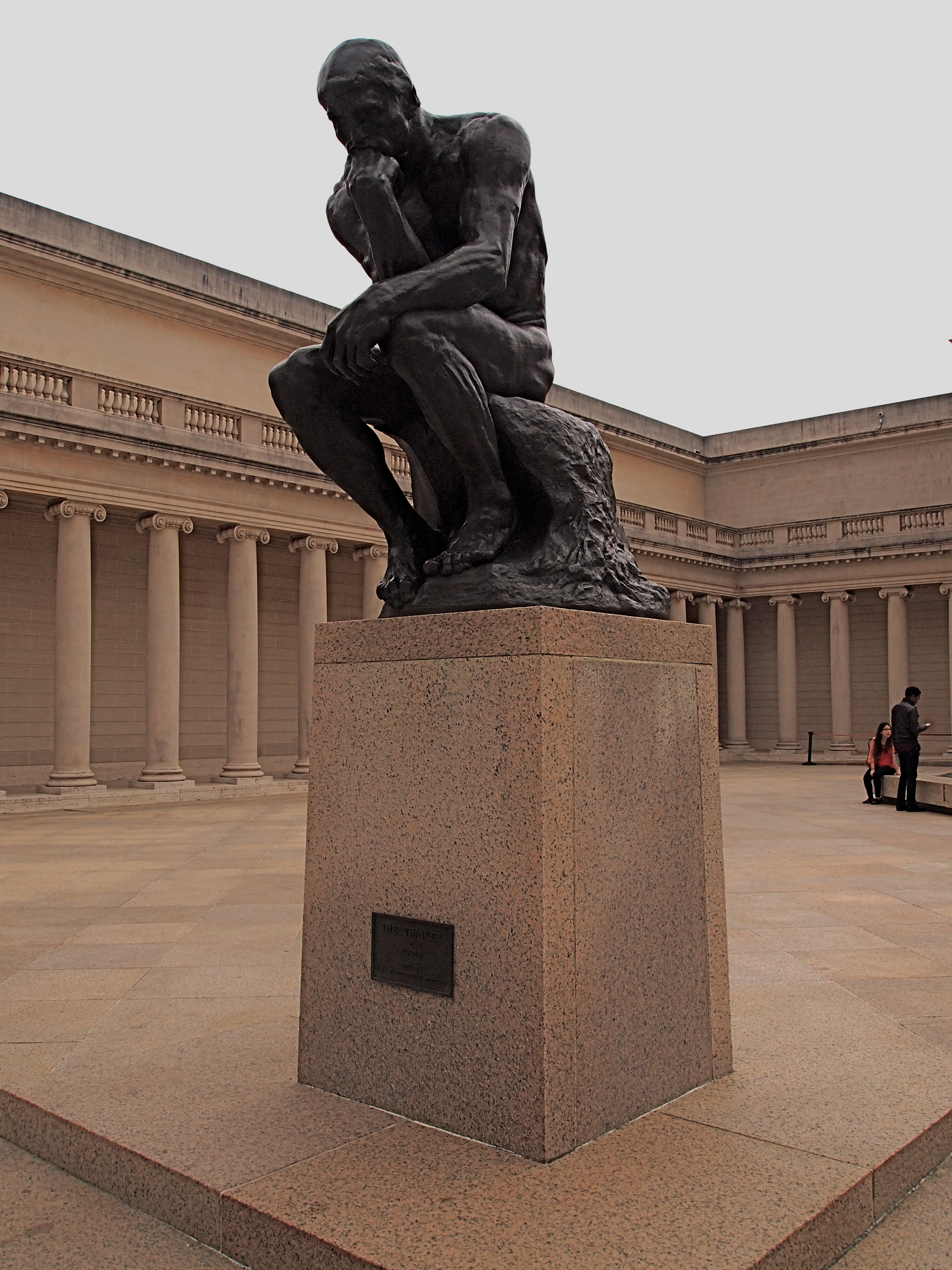 How Are Rodin S Sculptures Similar To Impressionist Paintings