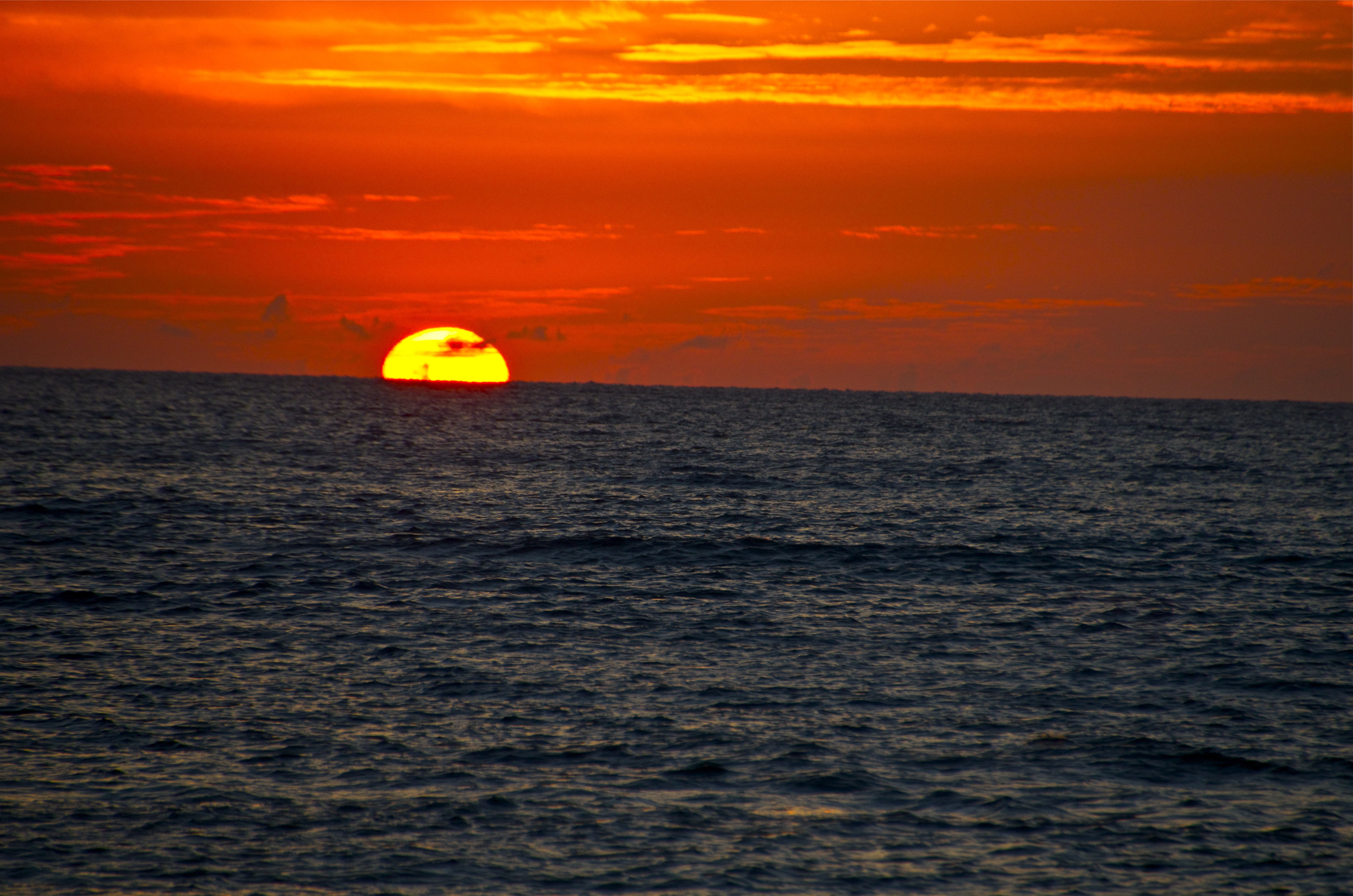 Atlantic Ocean Shifting The Balance