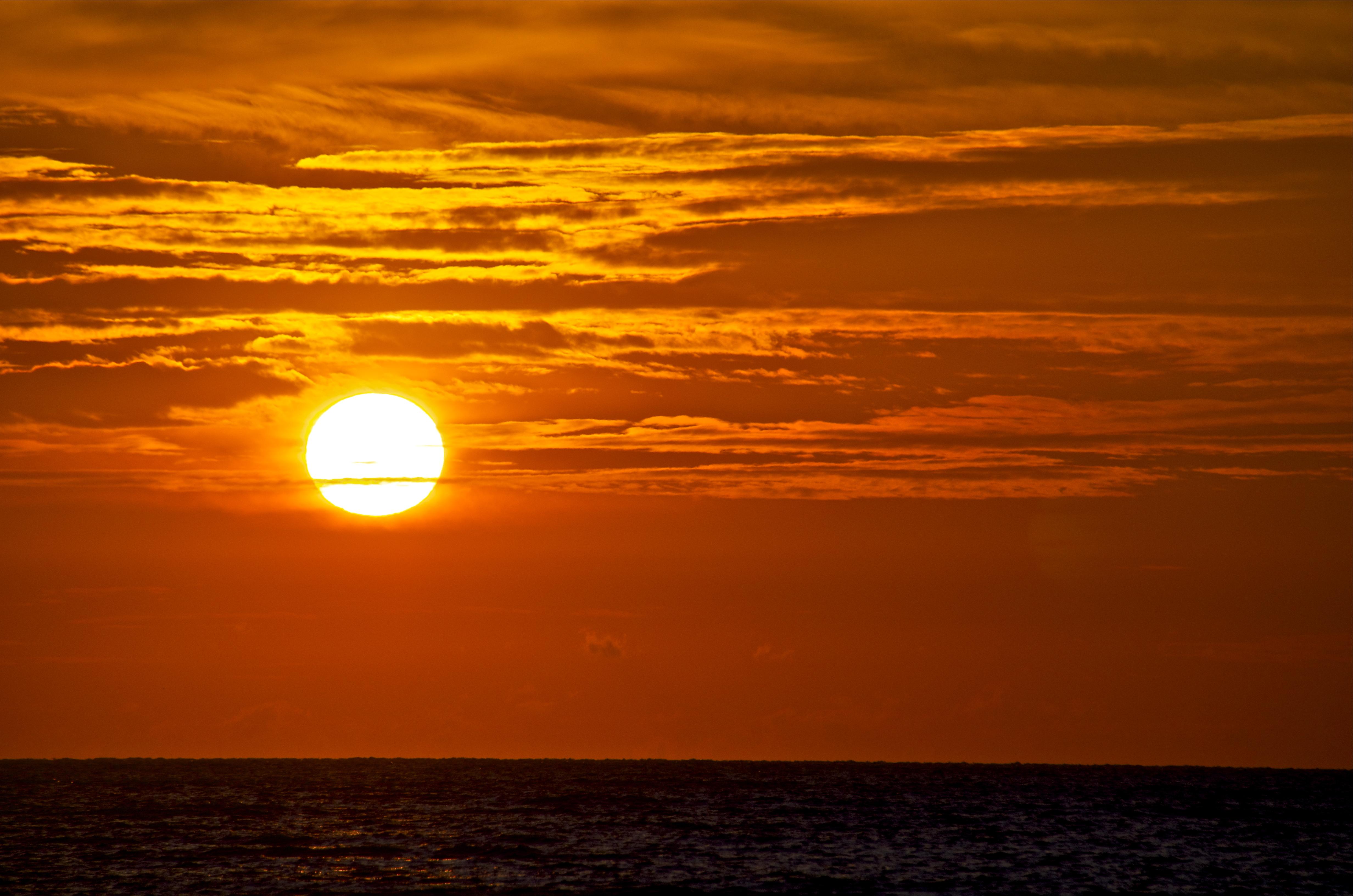 Morning Sky Shifting The Balance