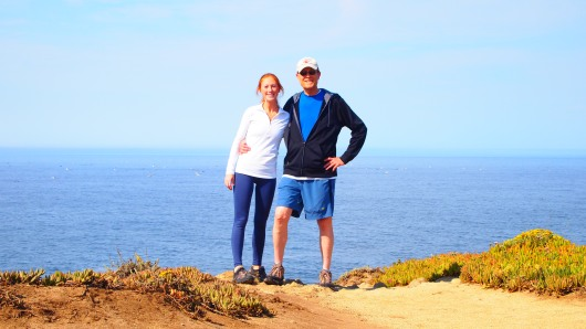 July 3rd hiking in Bodega Headlands
